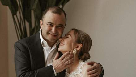 Дружина Віктора Павліка поділилась курйозною історією з весілля