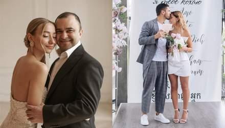 Любов не знає перешкод: хто із зірок наважився одружитись на карантині