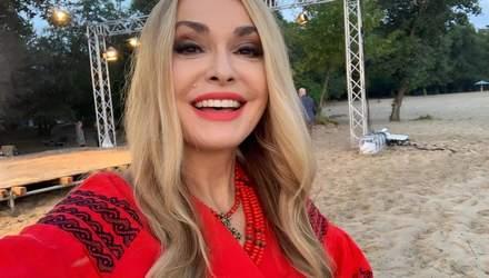 Ольга Сумська розповіла про користь трав для здоров'я та краси