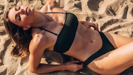 Красуня Бех-Романчук похизувалась ідеальною фігурою – пікантне фото