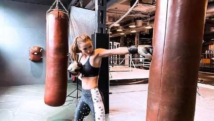 Хрупкая Ризатдинова сменила вид спорта: гимнастка вышла на ринг – видео