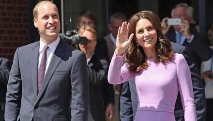 Жахливий початок: як принц Вільям сконфузився під час знайомства з Кейт Міддлтон