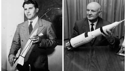 Нацистские ученые, бежавшие в Америку: неожиданные факты о высадке человека на Луну