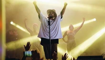 Монатік дав перший концерт після карантину: відео