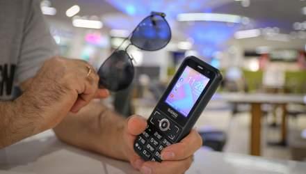 Смарт-кнопка Sigma mobile X-style S3500 sKai: обзор телефона