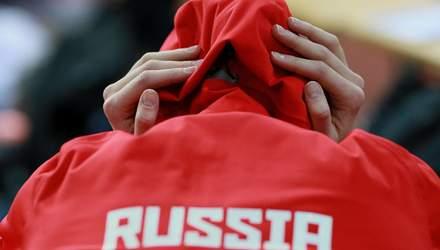 Жорсткий ультиматум для РФ: штраф 5 мільйонів або відмова у виступі під нейтральним прапором