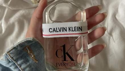 Косметические бренды на стороне экологии: какую туалетную воду выпустил Calvin Klein