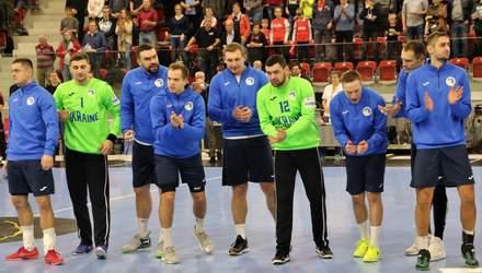 Збірна України зіграє з Росією у відборі на ЧЄ-2022: фото