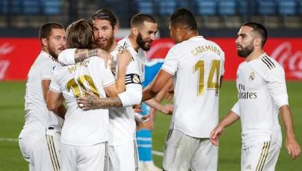 """Реал"" благодаря дублю Бензема и возврату Асенсио разгромил ""Валенсию"": видео"
