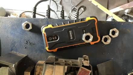 Захищений Sigma mobile X-treme PQ20: огляд, характеристики й ціна