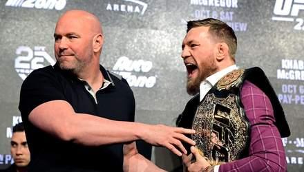 Топ-4 найкращих бійців у історії MMA: чи знайшлось місце МакГрегору