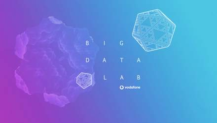 Vodafone відкриває школу big data аналітиків