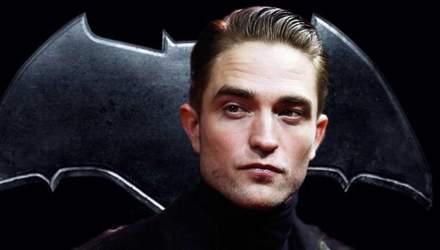 """Роберт Паттінсон розповів, чому погодився на зйомки нового """"Бетмена"""""""