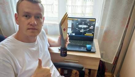 Олександр Турич із Волині взяв уже три кубки топ-серії на PokerMatch