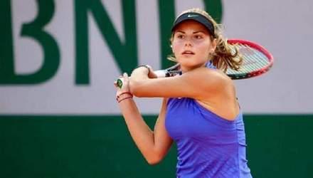 Українка Катаріна Завацька – переможниця тенісного турніру у Франції