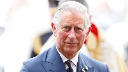 Принц Чарльз зізнався, як COVID-19 вплинув на його здоров'я