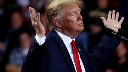 Трамп против соцсетей: Facebook и Twitter удалили сообщение с фейком со страницы президента США