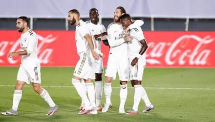 """""""Реал"""" декласував """"Мальорку"""" та повернув лідерство у Ла Лізі: відео"""