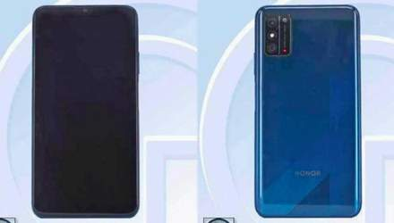 Смартфон-гигант Honor 10X Max появился на фото