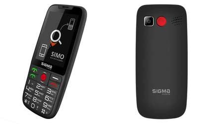 Помічник на відстані: огляд Sigma Mobile Comfort 50 Elegance³