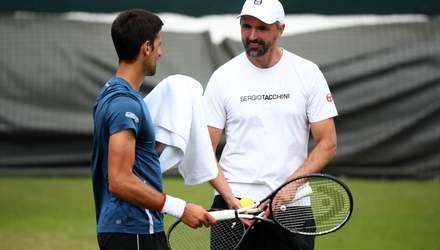 Спалах COVID-19 на турнірі Джоковича: заразився легендарний тенісист