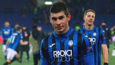 Маліновський ввійшов у престижну символічну збірну туру Серії А