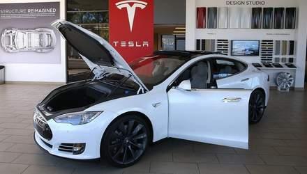 Электрокары Tesla оказались в конце рейтинга надежности и качества