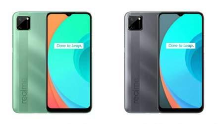 Realme C11: новый бюджетник с мощной батареей за 100 долларов