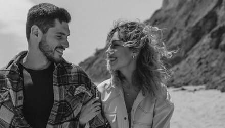 Никита Добрынин и Даша Квиткова встретили закат у моря – милое видео