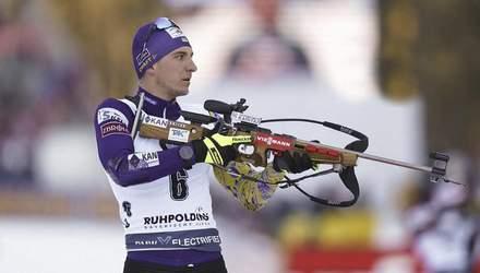 Российские журналисты знают мою позицию и поэтому не подходят, – биатлонист Пидручный
