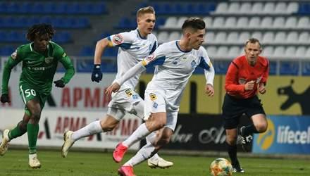 Динамо – Ворскла: прогноз букмекерів на фінал Кубка України