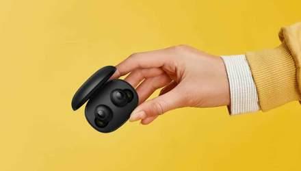 Бездротові навушники Realme Buds Q: вишуканий дизайн і доступна ціна