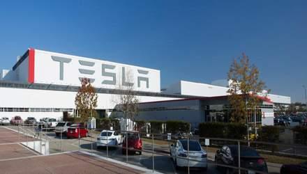 Tesla превзошла энергетического гиганта Exxon Mobil по размеру рыночной стоимости