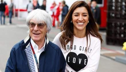 Колишній керівник Формули-1 став батьком у віці 89 років