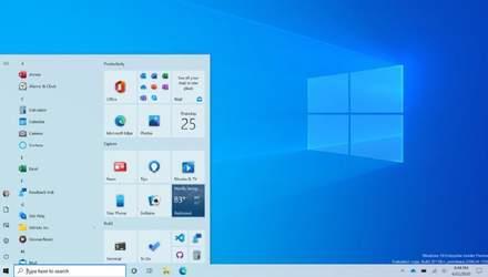 """В Windows 10 Developer Preview 20161 показали обновленное меню """"Пуск"""" и режим миниатюр в Edge"""