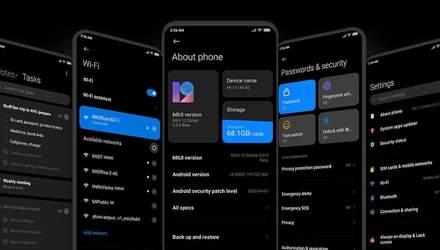 Xiaomi випустила стабільну версію MIUI 12 для більш ніж 20 смартфонів