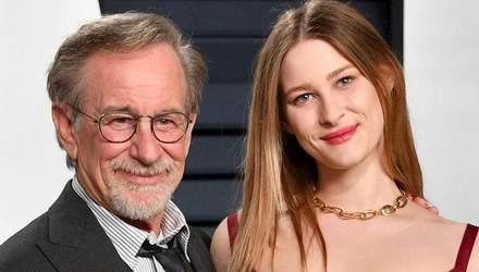 Стівен Спілберг готується до весілля: молодша донька режисера заручилась з актором