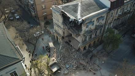 В Одесі регулярно руйнуються будинки: в чому причина обвалів