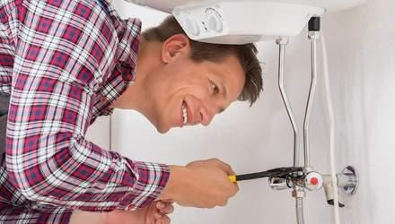 Як злити воду з бойлера: три нескладних способи