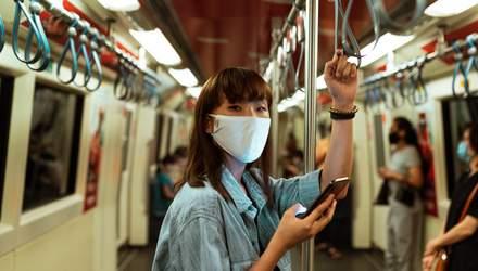 В яких громадських місцях найбільший ризик підчепити коронавірус: інфографіка