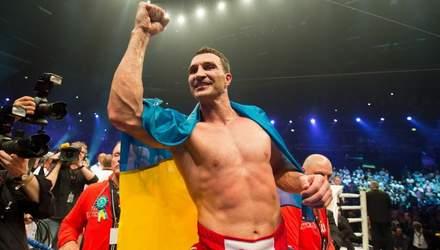 Настоящий патриот: Кличко рассказал, какой бой стал самым важным в карьере