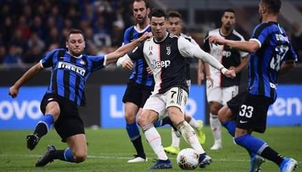 Ювентус – Аталанта: де дивитися онлайн матч Серії А