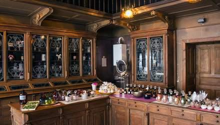 Средневековая фармацевтика: 10 старинных аптек Львова – фото
