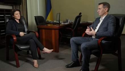 О COVID-19 у жены Зеленского, реформе Супрун и выборах мэра: откровенное интервью с Ляшко
