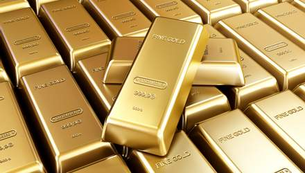 Золото падає в ціні, незважаючи на велику кількість хворих на COVID-19