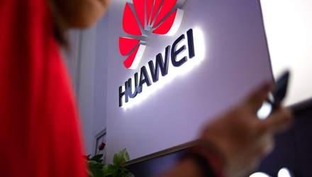 Huawei очолює ринок смартфонів попри серйозний конфлікт з США