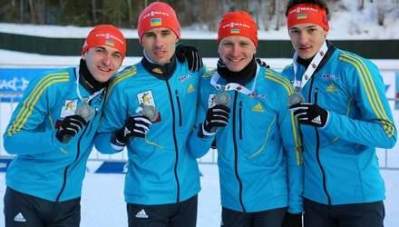 Допінг-скандал у Росії: українцям віддали золоті медалі чемпіонату Європи з біатлону