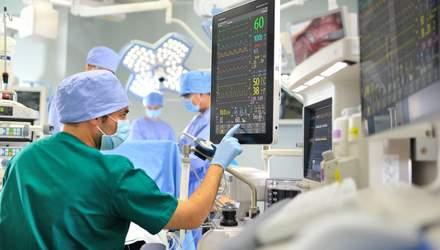 Штучна вентиляція легень при COVID-19 часто викликає важкі ускладнення