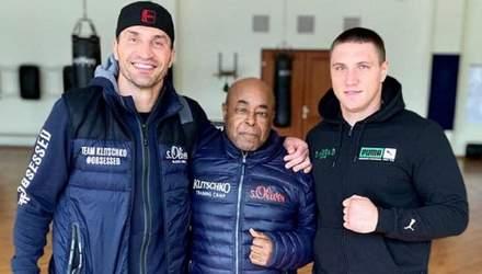 Кличко еще может дать бой ведущим боксерам в хэвивейте, – тяжеловес Сиренко