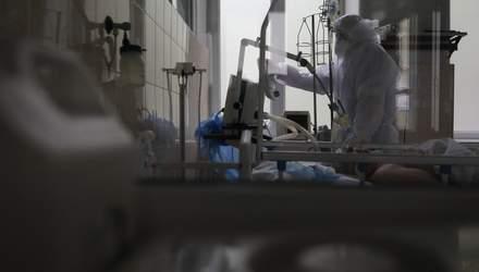 На Одещині помер пацієнт з безсимптомним перебігом COVID-19